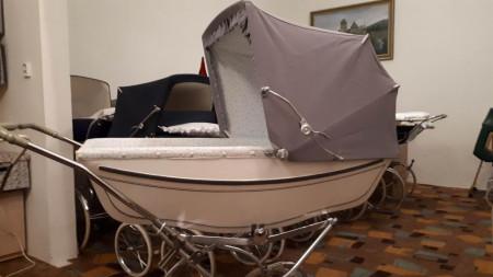 SILVER CROSS - francouzský - Mothercare